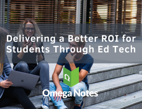 Delivering a Better ROI for Students Through Ed Tech