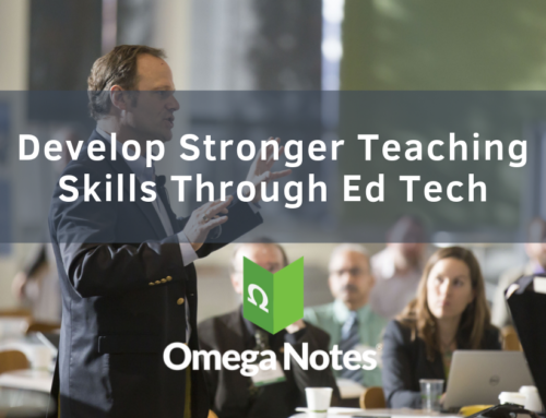 Develop Stronger Teaching Skills Through Ed Tech