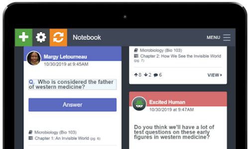 Notebook Platform