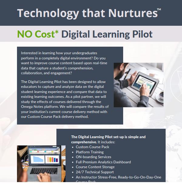 Omega Notes Learning Pilot Download