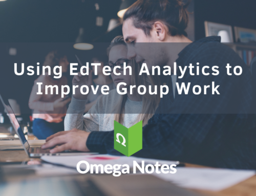 Using EdTech Analytics to Improve Group Work