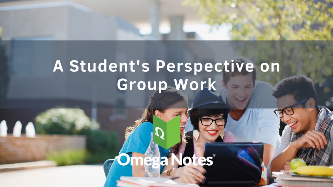 A Student's Perspective on Group Work