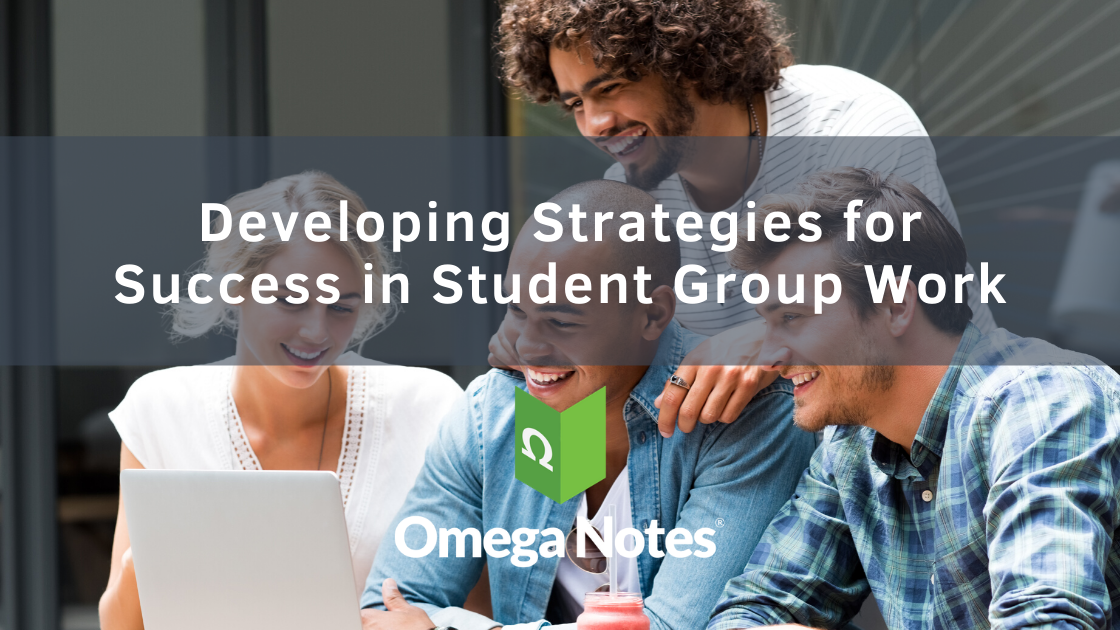 Developing Strategies for Success in Student Group Work