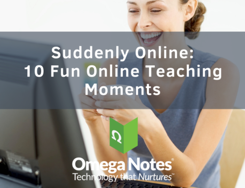 Suddenly Online: 10 Fun Online Teaching Moments