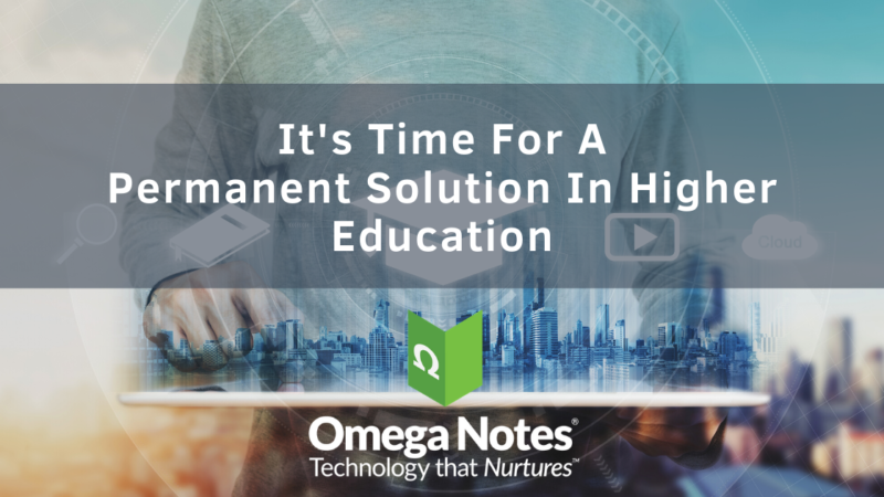 Permanent Solution In Higher Education