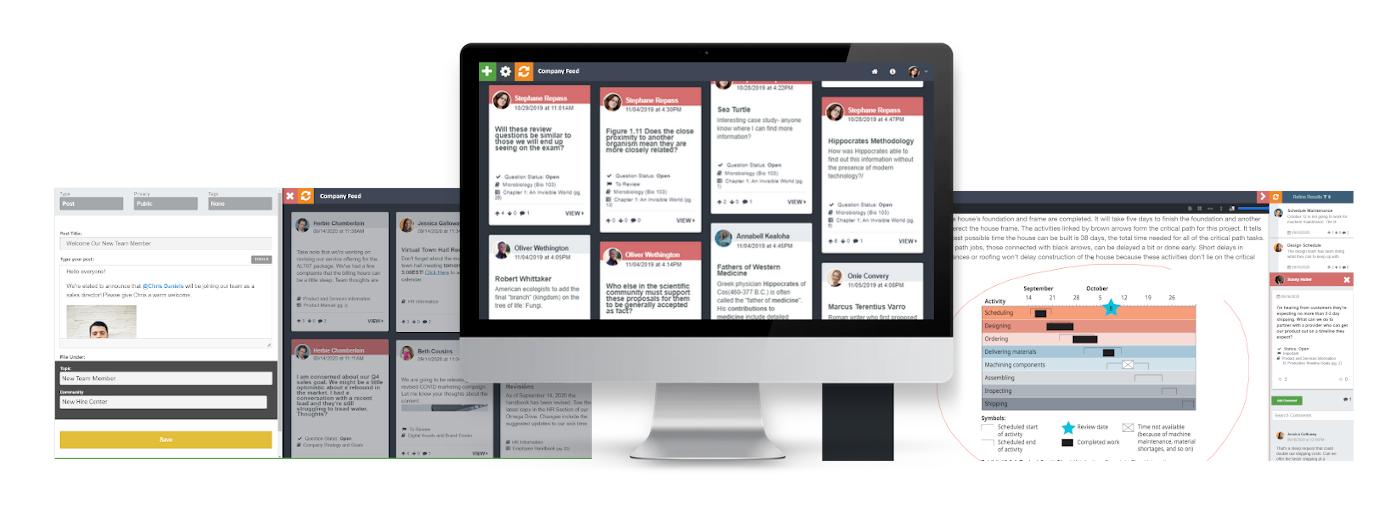 Omega Notes Knowledge Platform